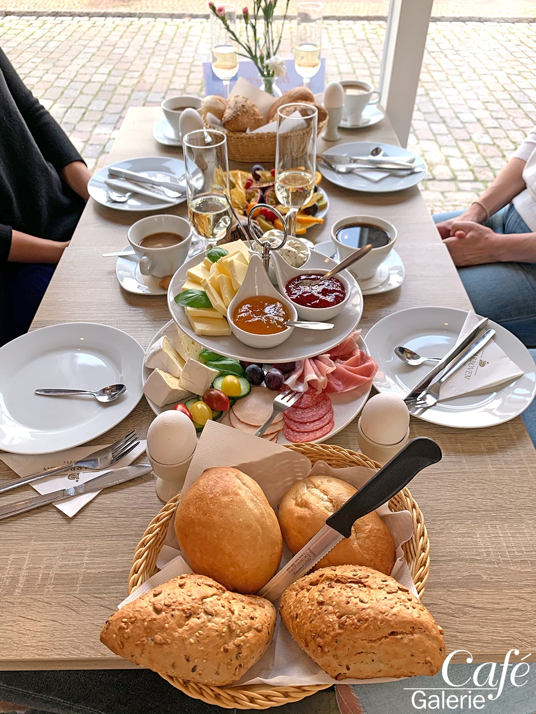 Frühstück-Galerie Cafe Barth