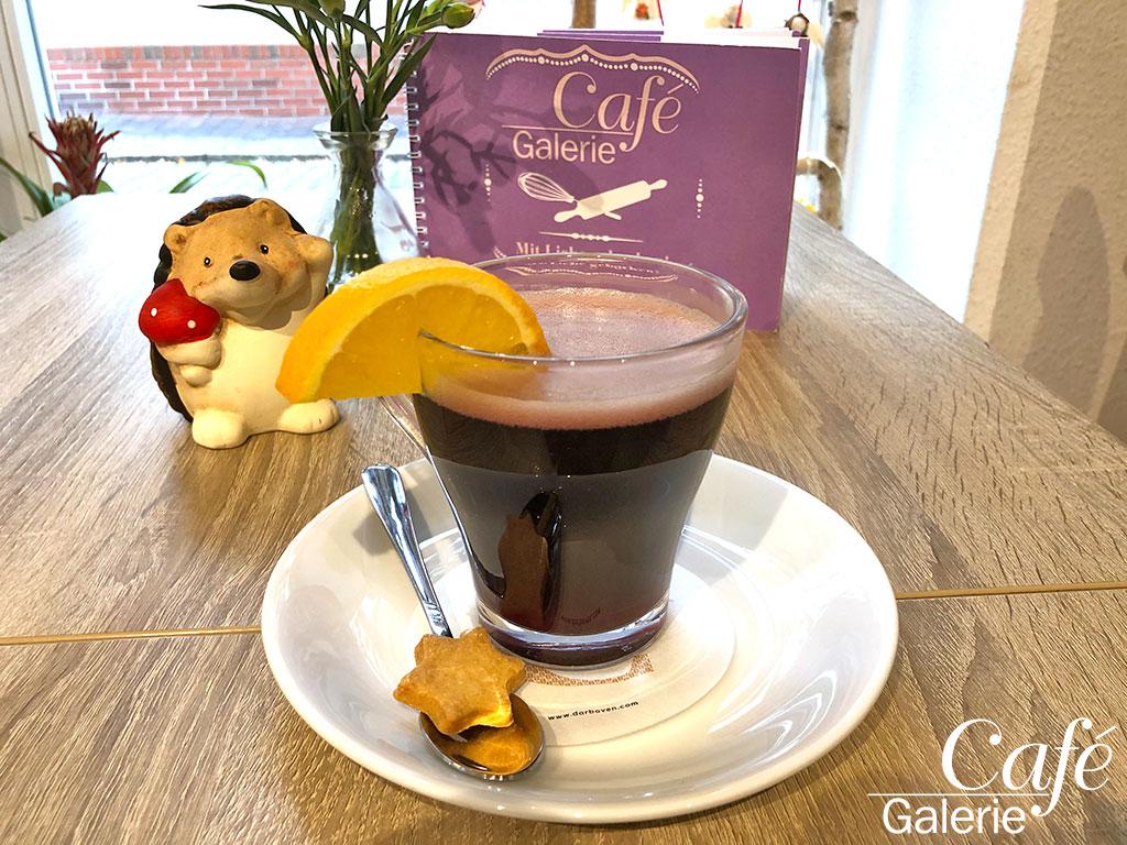 Glühwein-Galerie Cafe Barth